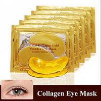 acid gel - AFY K Gold Eye Mask Golden Crystal Collagen Eye Mask Anti Dark Circle Moisturizing Anti Aging Hyaluronic Acid Eye Mask Moisture Face Masks