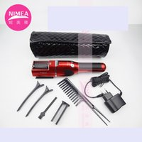 Wholesale Automatic hair trimmer Hair Straighteners Care Tools Rechargeable electric scissors Hair repair