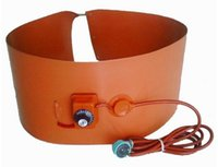 band heaters - New V W Silicon Band Metal Oil Drum Heater
