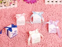 baby birth favors - 50pcs Wedding Favor Baby Carriage Candy Boxes Birth Shower Favors Baby Carriage Candy Boxes DIY