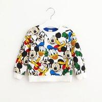 Wholesale Hug Me Baby Girls Sweatshirts New Autumn Winter Warm Sweatershirts AA