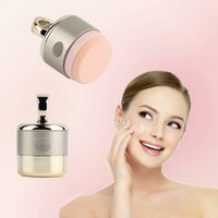 Wholesale High Quality D Electric Smart Foundation Face Powder Vibrator Puff Sponge Cosmetic Beauty Spa Tool