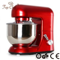 Wholesale high quality speed L large stand mixer W Powerful home use kitchen appliance food processor by Hosalei