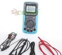 amp x volts - Car Automotive Multimeter HandHeld Digital Volt Amp Ohm Temp Capacitance Tester with quot x quot digital LCD display