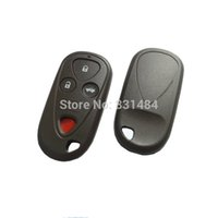 acura mdx key - 3 Button Remote Car Key Case Shell for Acura CL TL MDX RL RSX TSX
