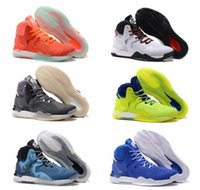 Wholesale 2016 Hot Sale D Rose Boost Men s Basketball Shoes for Top quality Derrick Sports s Training Sneakers Size