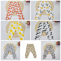 Wholesale 2016 new variety of male and female baby bottoming trousers super cute big PP pants ins explosion models of foreign trade children s models