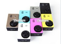Wholesale SJCAM K SJ4000 Mini Sport DV Helmet Camera P Full HD Waterproof Diving quot LCD Car Dvr Recorder Similar GoPro