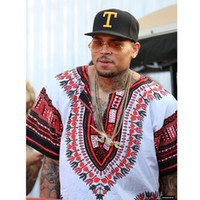 african clothing men - 2016 Traditional African Clothing Print Dashiki Tops Fashion Design African Bazin Riche Clothes T shirt Women Dress Dashiki Men