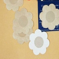 Cheap Wholesale-10pair Nipple Cover Breast Petal Water-Proof Nipple Covers Pads Patches Self Adhesive Women Intimates Pasties For Bikini Bra Pad