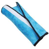 auto elevators - Car Soft Headrest Seatbelt Cushion Neck Pillow Auto Elevator Mat Shoulder Pad Pillow Vehicle Super Cozy