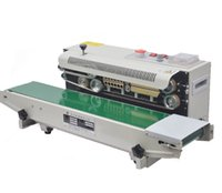 Wholesale 220V SF Sealing machine Horizontal Continuous Sealer for Film Plastic Bag