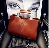 beads boston - Women Handbag Iron Crown Shield High Quality Woman PU Leather Handbags Messenger Bag Ladies Shoulder Crossbody Tote Bag Sac