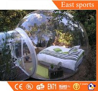 backyard tents - Inflatable show house Famaily Backyard tent inflatable bubble tree tent inflatable hotel tent
