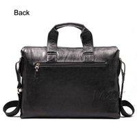 ag elements - ag element New Men Business Handbag Genuine Leather Bag Men s Briefcase Handbag Shoulder bag Men Messenger Bag Men s Travel