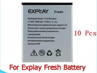 batterie mobile - Explay Fresh Battery mAh High Quality Mobile Phone Bateria Batterie Accumulator ACCU fast delivery