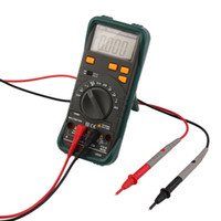 Wholesale Popular New Digital Multimeter AC DC Voltage Frequency Tester Detect Continuity