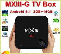 google g - New Arrival MXIII G Amlogic S812 Quad core G G BT Android TV Box GHz WiFi KODI H MXIII G Smart TV Box