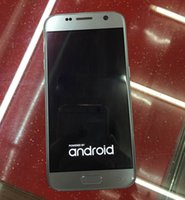 64-Bit Quad Core arabic tv - Goophone S7 inch Metal frame HD Camera GPS WIFI Google play Show Fake Octa Core GB RAM GB ROM