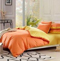 bassinet sheets - 2016 hot sale Home textile Mix Color Reactive Print bedding sets Quilt Cover Bed sheet Pillowcase