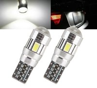 auto wedge - T10 W5W SMD Car Auto LED HID Canbus Error FREE Car Side Wedge Light Parking Fog Light
