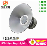 Wholesale CE ROHS W LED High Bay Light V Industrial LED Lamp or Degree LED Lights High Bay Lighting led floodlights factory