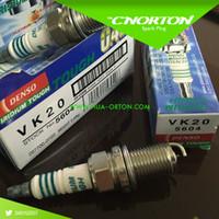 Wholesale Set hot sale Denso TOUGH spark plug VK20 NGK BKR6EIX P MADE IN JAPAN