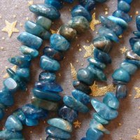 apatite jewelry - 5 mm Natural Apatite chip loose Beads For Jewelry Making strings