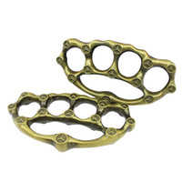 best friends designs - Classic copper colored Knuckle Duster Belt Buckle New design high quality best gift for friend Fast shipping