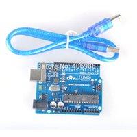 Wholesale DIYmall UNO R3 ATmega328P Compatible with Arduino UNO USB Cable
