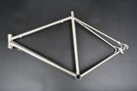 bending machines suppliers - price for gr9 Ti3al2 v C titanium road bicycle frame mm directly from China good supplier