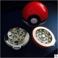 ball grinding machine - Creative mm Poke Elf Ball Manual Grinder Smoking Cigarette Alloy Machine Smoke Grinding Detector Tools With Retail Box CCA4910