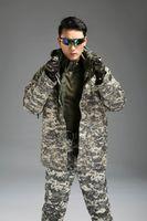 Wholesale Buy Cheap G8 full caulking waterproof windbreaker jacket Cheap camouflage tactical military fans of American field jacket Online