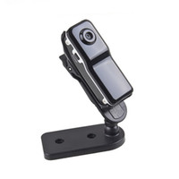 Wholesale Hotest Mini DV MD80 Mini DV DVR Portable Sports Video Recorder SPY Hidden Camera Camcorder Webcam