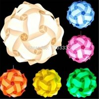 Wholesale 120sets iq puzzle lamp iq jigsaw lights small size prompt shipment S size set