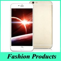 Wholesale Goophone I6s Plus s Plus dual core MB GB can show GB GB inch show G network Smart Phone