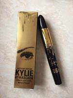 best magic eye - 2016 Birthday Edition Kylie Kymascara Curl Magic Thick Slim Kylie Jenner Mascara Black Long Eyelash Charming Eyes Cosmetic Best Gifts