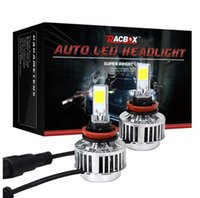 achat en gros de cree caché kit-Kit de conversion H11 LED phare 33w H1 H3 H8 H9 H11 Headlamp Blanc Xenon HID Kit 12v ampoule lampe de voiture avec CREE LED Chips