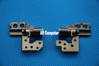 Wholesale New Original Lenovo ThinkPad T440 T450 LCD Screen Hinge set Left Right Hinges Mounting Kits Non touch X5453