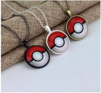 aa circle - Japanese anime act the role ofing is tasted Pokem pokem necklace time diamond necklace Three color AA