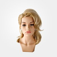 Wholesale Fashion Female Mannequin Head for Hair Display