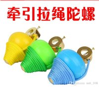 battle rope - 2016 new swing rope Gyro Gyro traditional marionette nostalgic children s educational children s toys flea market