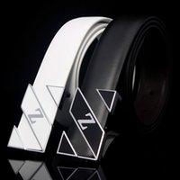 belt buckel - 2016 designer belts man belt Z buckel belt smooth buckle fashion belt young belts for men black belts