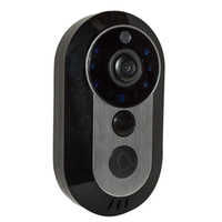 Wholesale Wi Fi doorbell wireless doorbell P camera long distancce access control by APP for IOS Android FREE APP