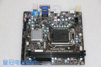 amd intel motherboard - 100 original motherboard for MSI H61I E35 B3 LGA DDR3 G for i3 i5 i7 H61 HTPC MINI ITX Desktop motherborad