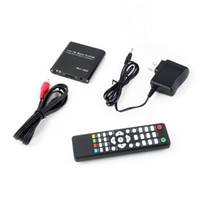 Wholesale New arrival set P Mini Media Player MKV H RMVB Full HD with HOST Card Reader