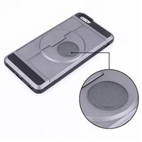 armor inserts - TPU PC in1 cassette inserted armor bracket with magnifying function of make your own cell phone case IPONE6s