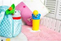 Cheap Baby car pee Kids Outdoor Trips Car Travel Pee Infant Toddler Unisex Car travel Pee Portable Urinal Toilet Vehicular Potty Training