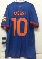 bar stops - Gamper Trophy cup jerseys Messi Xavi Ibrahimovic BAR player jersey with armband patch Good quality retro short Jerseys