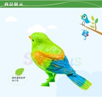Wholesale Super Tiny Simulation Acoustic Control Of A Bird Cute Little Thing Funny Toys Children s Toys